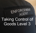 level 3 taking control of control
